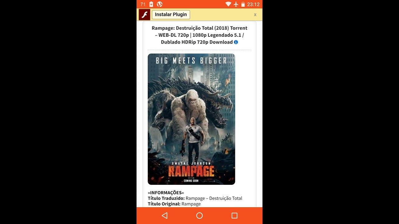 Baixar filmes lançamentos pelo utorrent