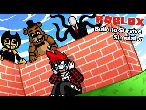 Roblox : Build to Survive Simulator 🏠 จำลองการสร้างฐาน เพื่อเอาตัวรอดจากเหล่าตัวประหลาด  !!!