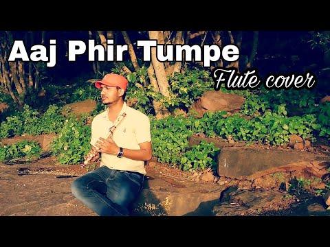 Flute cover ( Bansuri ) - Aaj Phir Tumpe ( instrumental ) | Best Love Song | Nishant Flute