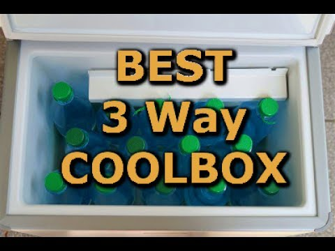 69bd365ed27 Dometic CombiCool RC 1205 GC Fridge Coolbox Review  UPDATED  - YouTube