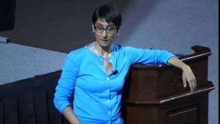 Irshad Manji lecture @ UVa-Wise (Part of the Colgate Darden Lecture Series)