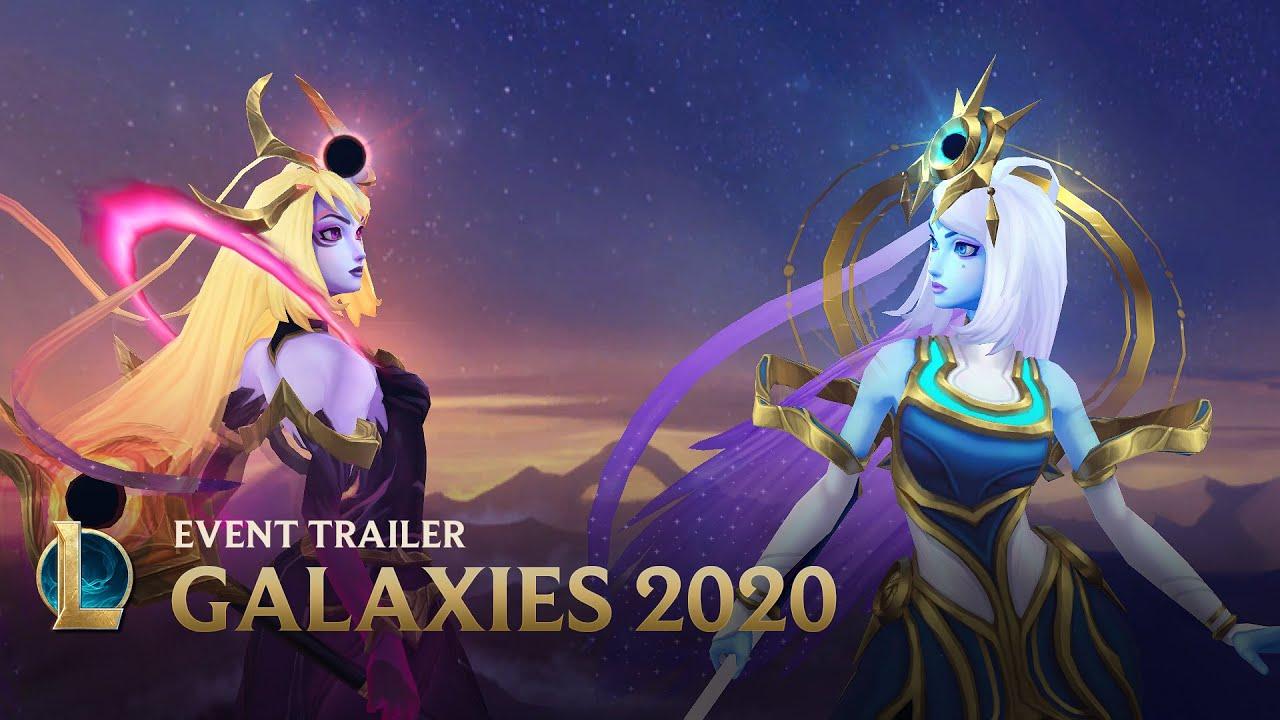 Galaxies 2020 | Official Event Trailer - League of Legends