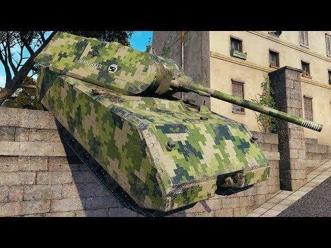 Maus - SLOW & FURIOUS - World of Tanks Gameplay thumbnail
