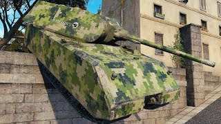 Maus - SLOW & FURIOUS - World of Tanks Gameplay