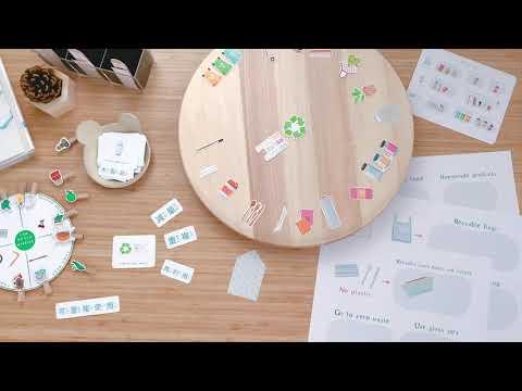 讓塑膠遠離我們的生活-環保小遊戲