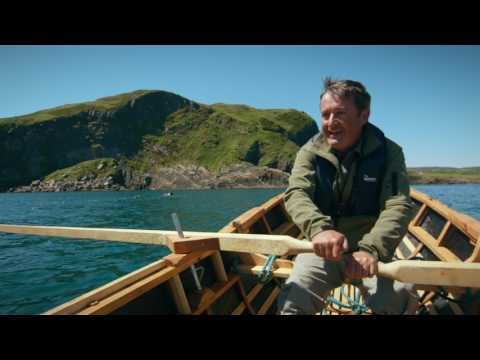 Basking Sharks of Donegal - Wild Ireland: The Edge of the World