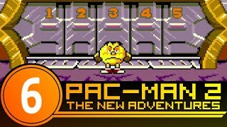 Bumbling Through Pac-Man 2: The New Adventures p.6 (FINAL)