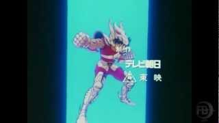 Saint Seiya Opening Japanese X English