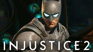 INJUSTICE 2 - COMO JOGAR E FAZER COMBOS COM O BATMAN