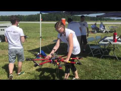 Flint Hill School UAV Robotics SUAS 2016