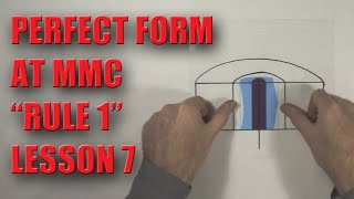 GD&T Rule 1: Perfect Form at MMC Lesson 7 - NO MATH