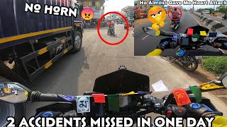 Missed From 2 Accidents☹️ -Arakkonam To Chennai After 6 Months |Song Work| Duke 250 |Enowaytion Plus