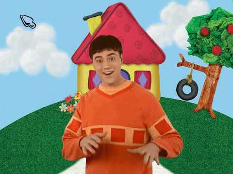 Blue's Clues: Blue's Preschool (PC Game) - YouTube