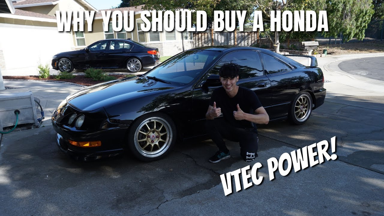 Download Why You Should Buy Integra   Great Starter Cars!