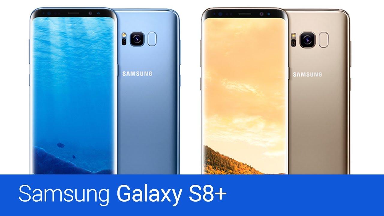 Samsung Galaxy S8+ G955F 64GB Arctic Silver