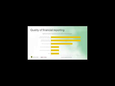 Local Government Audit Report - 2018 Overview