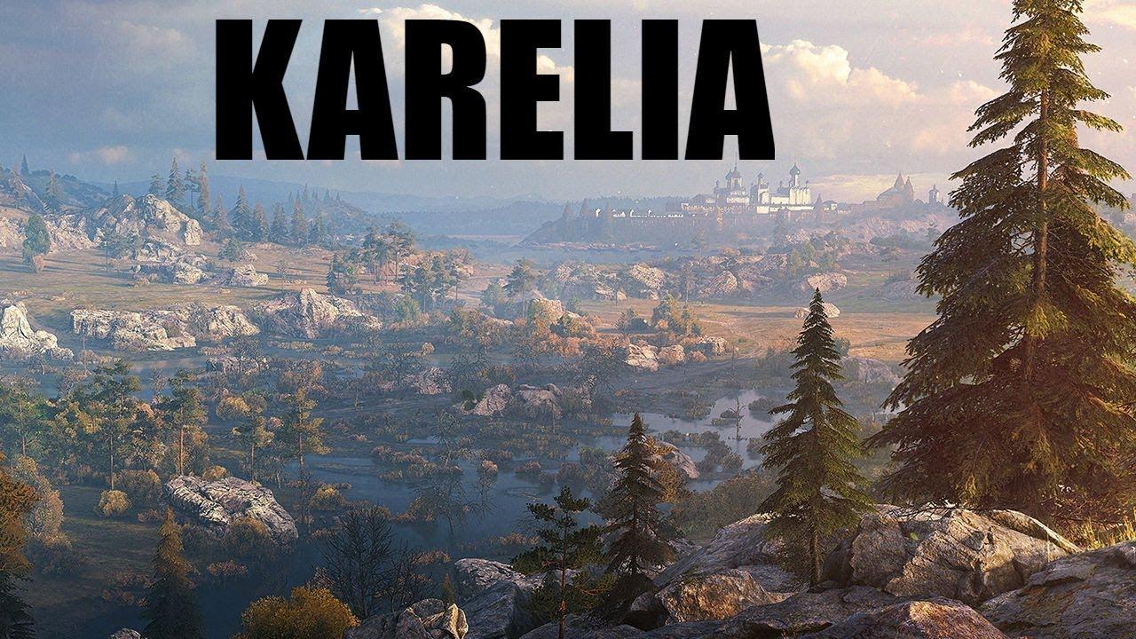Mapy w 1.0 – Karelia