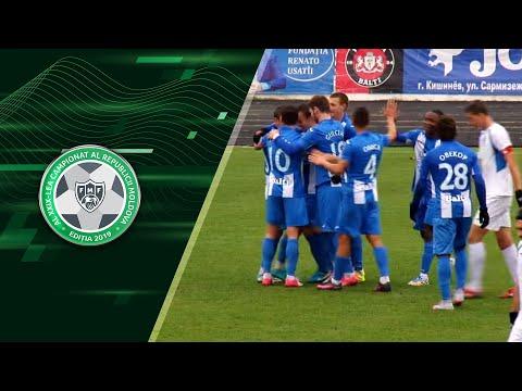 Zaria 6-0 Dinamo-Auto // Divizia Nationala, 18.11.2017