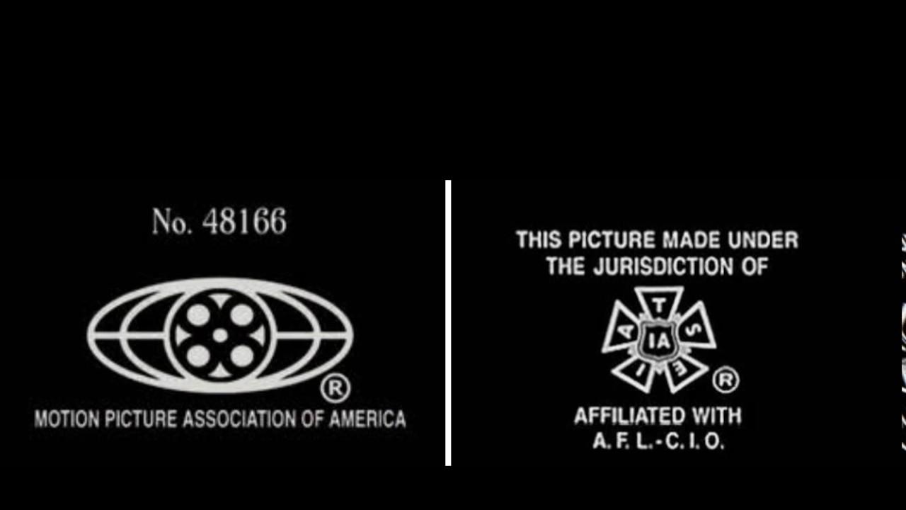 Credits Mpaa Logo End No