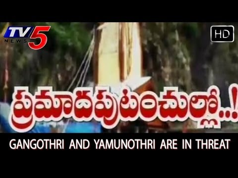 Gangotri And Yamunotri Temples In Threat -  TV5