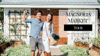Fixer Upper: Magnolia Market at The Silos - Tour, What to Expect! Farmhouse Decor & inspiration