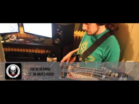 BEHIND THE SCENES: Tracking Bass with Slum Crush