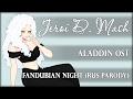 Jeroi D. Mash (Рец Мария) - Fandubian Night (Arabian night parody cover)
