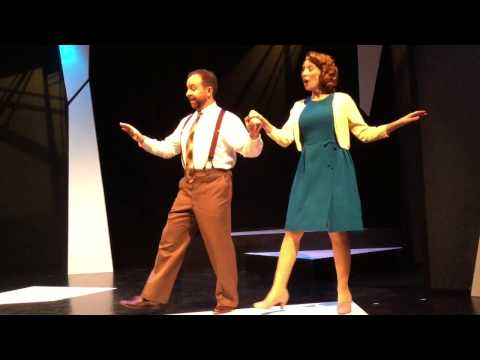 Dress Rehearsal Footage from TENDERLY: THE ROSEMARY CLOONEY MUSICAL