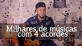 Baixar 4 acordes - Milhares de músicas [aula] - Hebert Freire