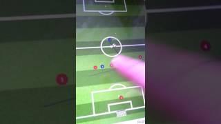 видео Офсайд - положение вне игры в футболе