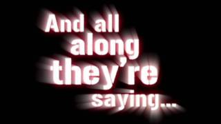 Rise Against - Help Is On The Way (Lyrics Video) [HD]