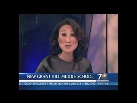 Albert Einstein Academy middle school groundbreaking