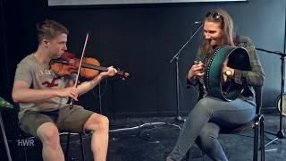 Teacher's Recital: Siobhán O'Donnell (2) - reels, Craiceann Bodhrán Festival 2019