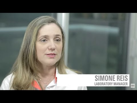 Simone talks about life at SGS