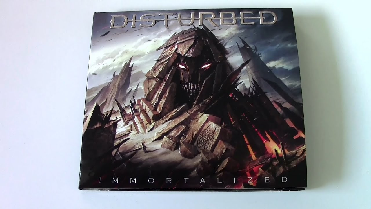 Let's Show Disturbed Immortalized Deluxe Edition + Disturbed Collection