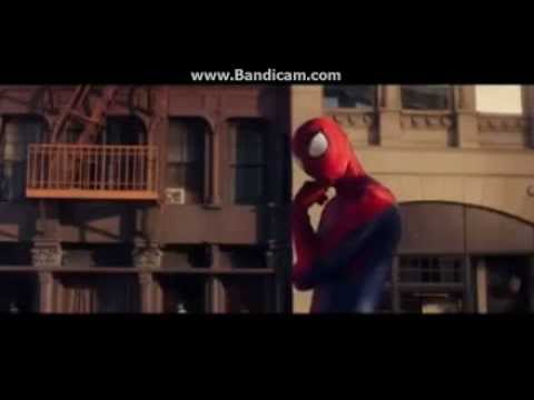 The Amazing Spider-man evian Baby