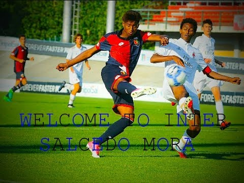 SALCEDO MORA-WELCOME TO INTER