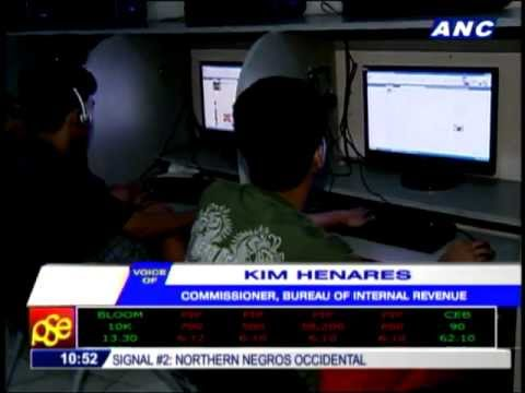 BIR going after online sellers to boost tax collection