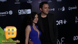 ¡Bárbara Mori ya no oculta su romance con Fernando Rovzar!