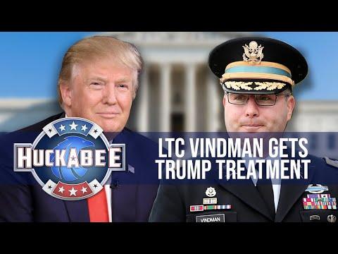 Firing Colonel Vindman