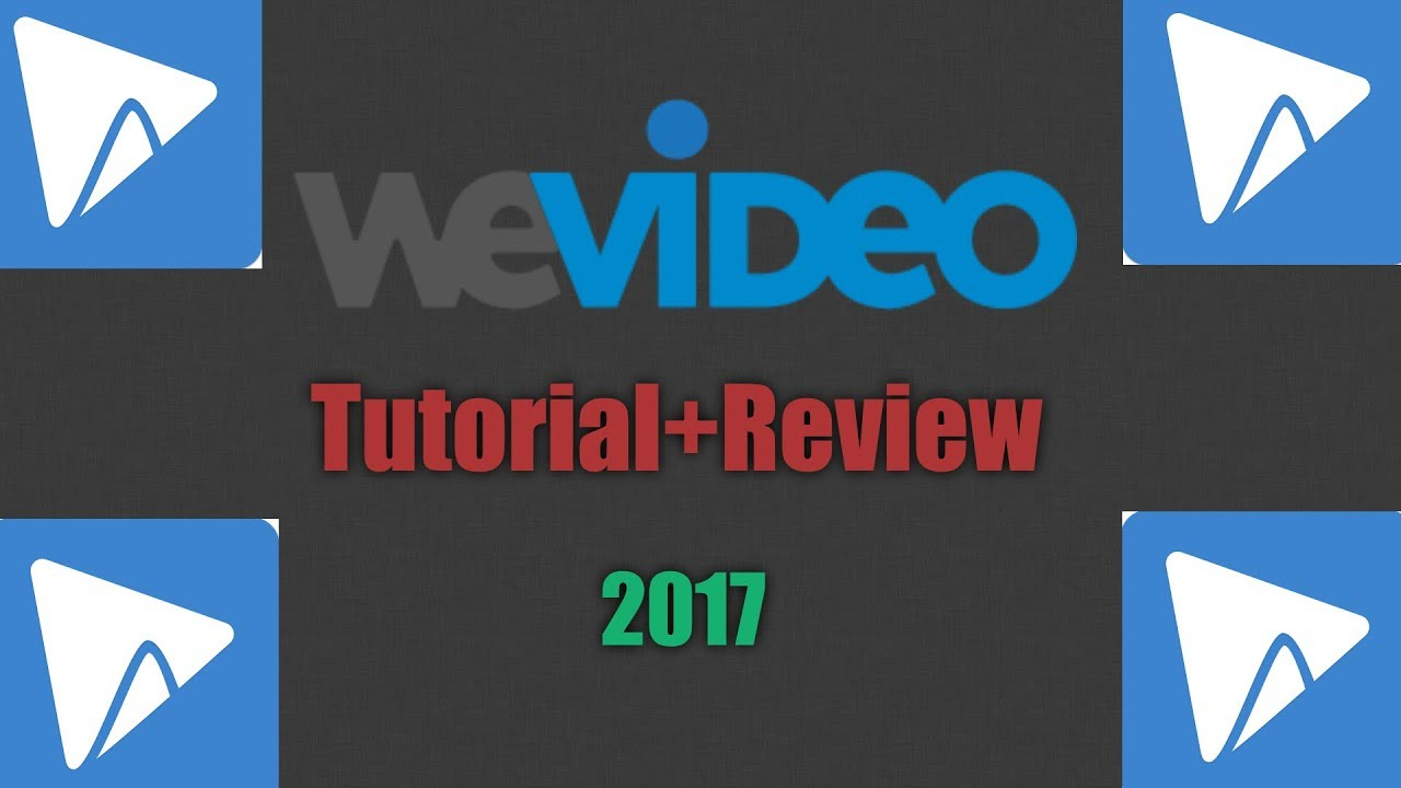 WeVideo Tutorial 2016 - YouTube