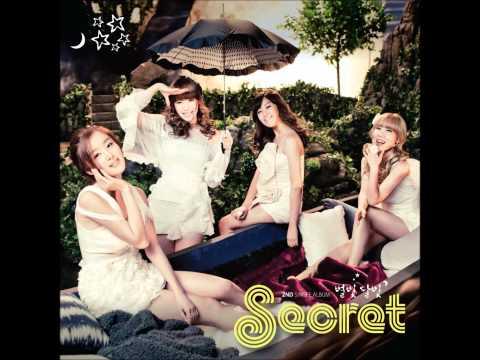Secert-Starlight Moonlight【For Blog & Ringtone D half song】