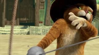 Приключения Кота в сапогах (2015) трейлер