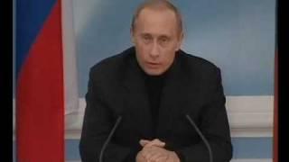 В.Путин.Встреча с журналистами.15.03.04.Part 1