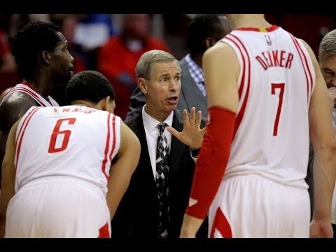 Defensive Ace Jeff Bzdelik Set to Return to Houston: Rockets will Win 2019 NBA Finals!