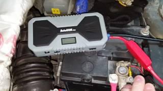 Обзор пуско-зарядного устройства AvtoGSM Energy