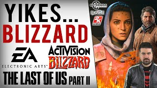 Activision Blizzard Lies Exposed, Angry Joe BANNED Over Last of Us 2 & Bethesda Thanks BioWare Fail!