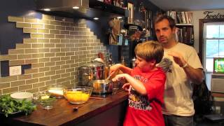 Cooking with your Kid: Homemade Mac and Cheese