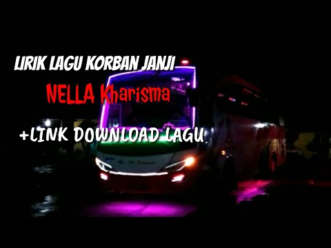 Cover Lagu Korban Janji Nella Kharisma Versi Bus Po Haryanto Tsalju