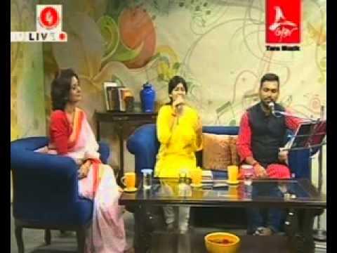 AMAR SHOPNO TUMI Live by Madhuraa & Bishakhjyoti